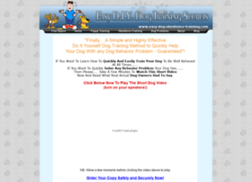 easy-dog-obedience-training.com