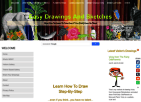 easy-drawings-and-sketches.com