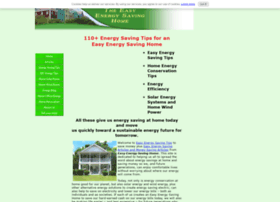 easy-energy-saving-home.com