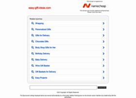 easy-gift-ideas.com