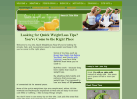 easy-quick-weight-loss-tips.com