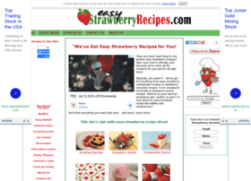 easy-strawberry-recipes.com