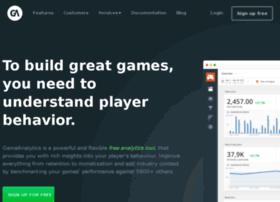 easy.gameanalytics.com