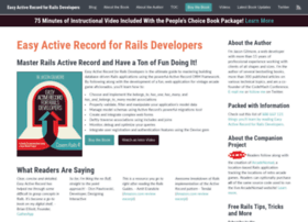 easyactiverecord.com