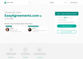 easyagreements.com