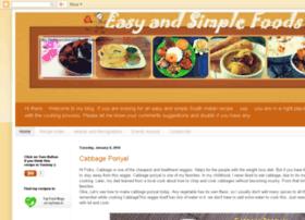 easyandsimplefoods.blogspot.in