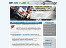easyautoinsurance.com