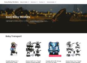 easybabystrollers.com