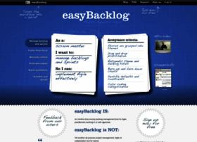 easybacklog.com