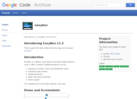 easybox.googlecode.com