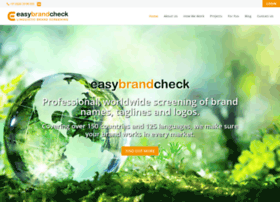 easybrandcheck.com