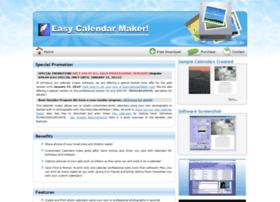 easycalendarmaker.com