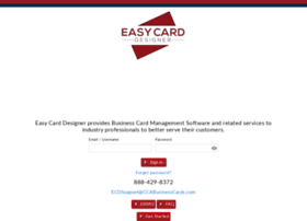 easycarddesigner.com
