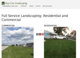 easycarelandscaping.com