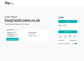 easycashloans.co.uk
