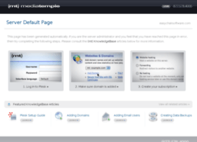 easychairsoftware.com