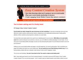 easycontentcreationsystem.com