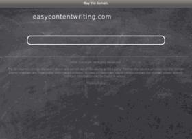 easycontentwriting.com