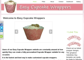 easycupcakewrappers.com