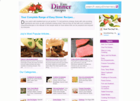 easydinnerrecipes.co.uk