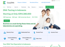 easydnaindonesia.com