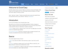 easyexceltutorial.com