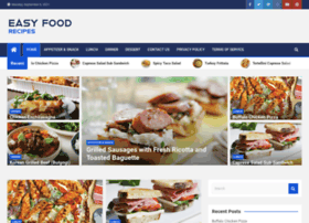 easyfoodrecipe.info