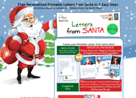 Sample Letters from Santa Claus - Life123