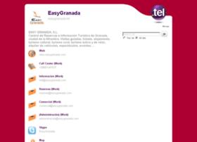 easygranada.tel