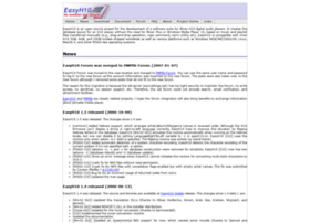 easyh10.sourceforge.net