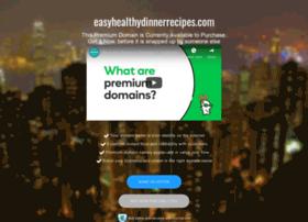 easyhealthydinnerrecipes.com