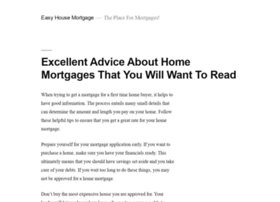 easyhousemortgage.com