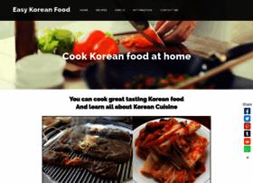 easykoreanfood.com
