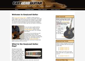 easyleadguitar.com