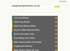 easymoneyreviews.co.uk