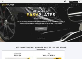 easynumberplates.co.uk