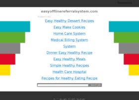 easyofflinereferralsystem.com