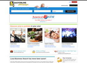 easyonlineyellowpages.com