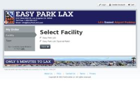 easyparklax.clickandpark.com