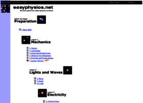 easyphysics.net