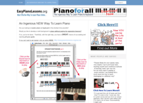 easypianolessons.org