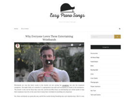 easypianosongs.biz