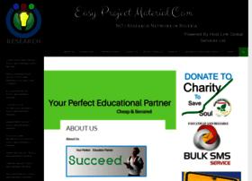 easyprojectmaterial.com
