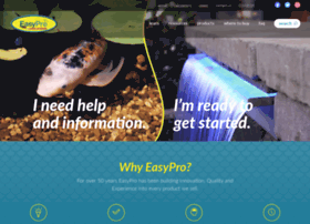 easypropondproducts.com