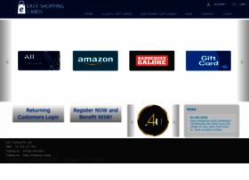 easyshoppingcards.com
