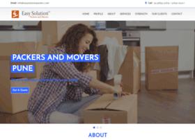 easysolutionpackers.com