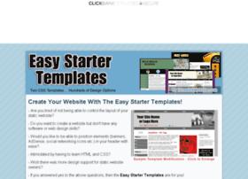 easystartertemplates.com
