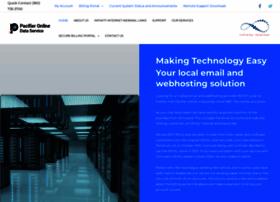 Easystreet webmail