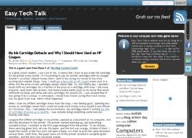 easytechtalk.com