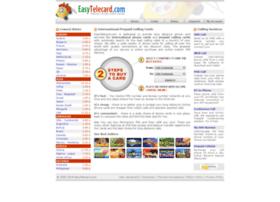 easytelecard.com